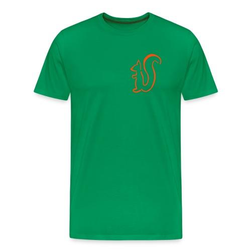 Eichhörnchen Shirt - Männer Premium T-Shirt