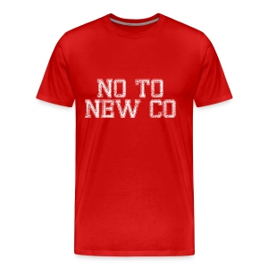 No To New Co - Men's Premium T-Shirt