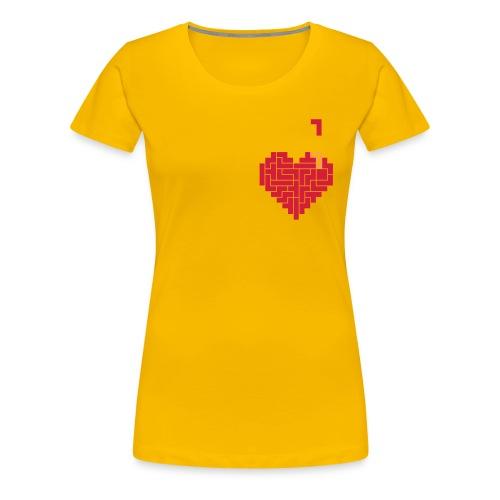 stil repairng - Women's Premium T-Shirt
