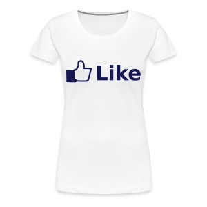 Girlie Shirt FB - Frauen Premium T-Shirt