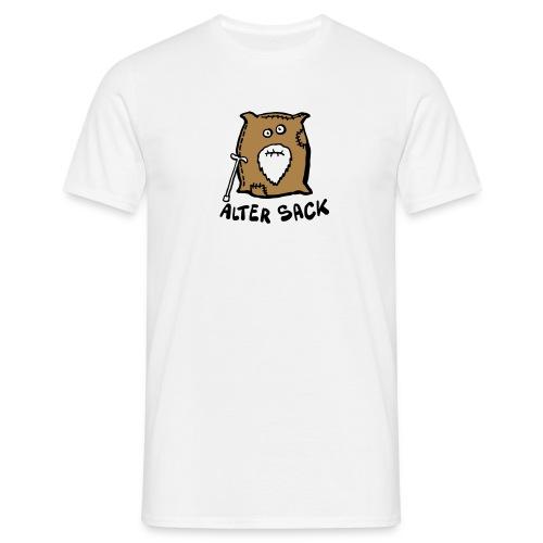 Alter Sack T-Shirts - Männer T-Shirt
