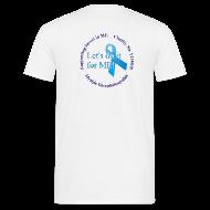 T-Shirts ~ Men's T-Shirt ~ Men's Classic Make ME T-Shirt +LDIFME Logo