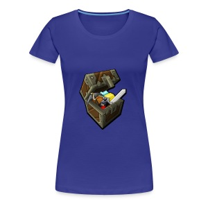 BDcraft Chest - Women's Premium T-Shirt