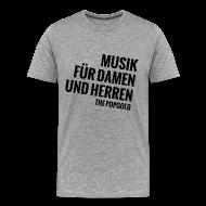 T-Shirts ~ Männer Premium T-Shirt ~ Artikelnummer 20862053