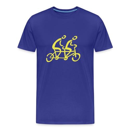 Tandem Shirt - Männer Premium T-Shirt