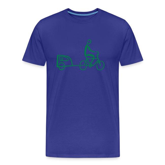 Fahrradhänger Shirt