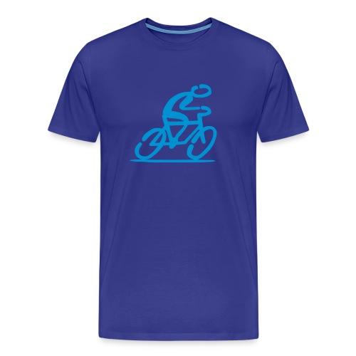 Fahrrad Shirt - Männer Premium T-Shirt
