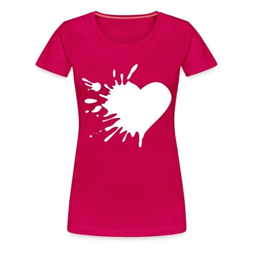 Hartbounse - Vrouwen Premium T-shirt