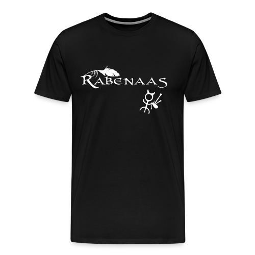 Rabenaas derMächtige Edition - Männer Premium T-Shirt