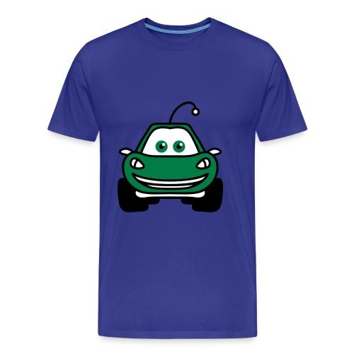 biler - Premium T-skjorte for menn