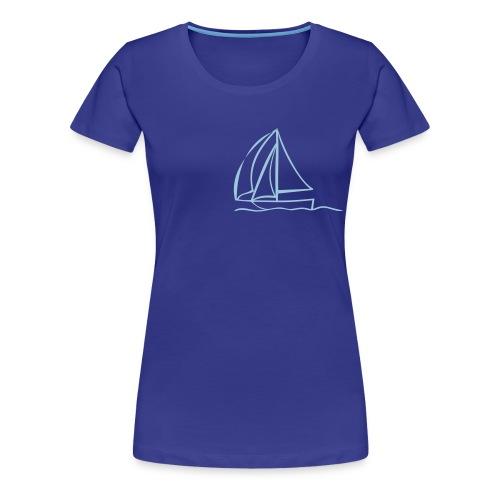 Jolle Shirt - Frauen Premium T-Shirt