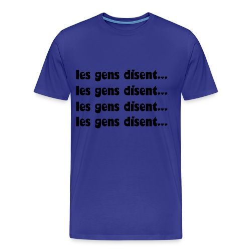 MDR style - T-shirt Premium Homme