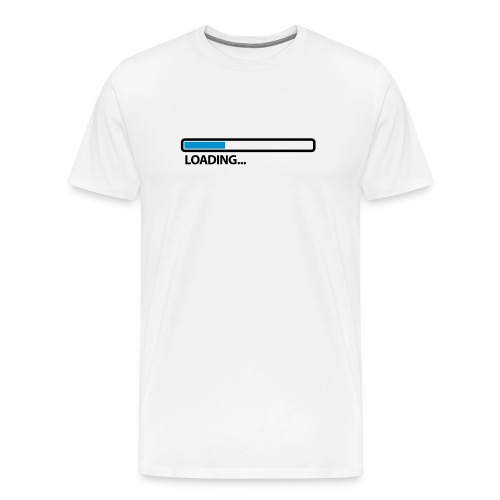 Loading - Men's T-Shirt - Men's Premium T-Shirt