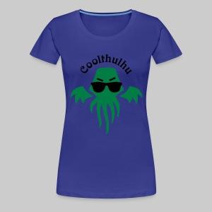 FTH2f: Coolthulhu - Women's Premium T-Shirt