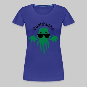 FTH2f: Coolthulhu - Women's Premium T-Shirt