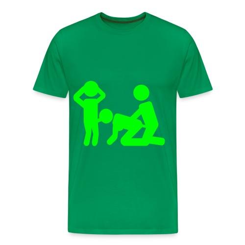 Lejanie - Männer Premium T-Shirt