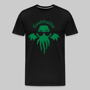 MTÜ1fg: Coolthulhu - Men's Premium T-Shirt