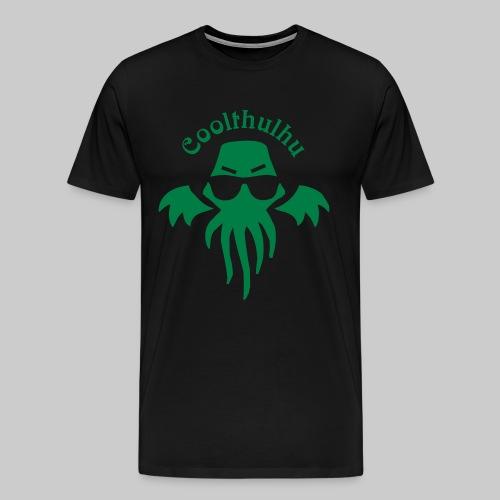 MTÜ1fg: Coolthulhu - Men's Premium T-Shirt