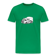 Tee shirts ~ T-shirt Premium Homme ~ 4l Livraison