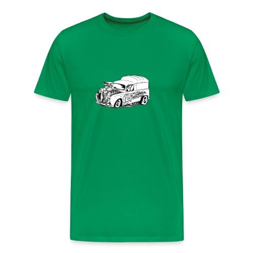 4l Livraison - T-shirt Premium Homme