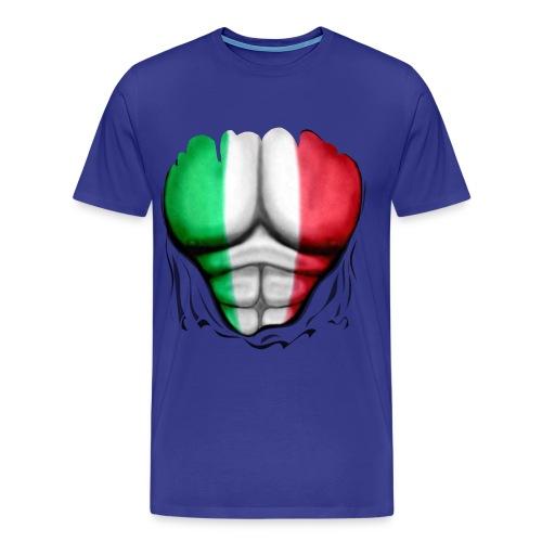 Fisico Italiano - Maglietta Premium da uomo