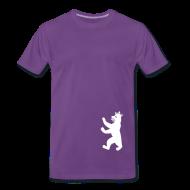 T-Shirts ~ Männer Premium T-Shirt ~ Berliner Bär T-Shirt Männer