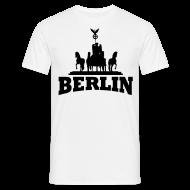 T-Shirts ~ Männer T-Shirt ~ Berlin T-Shirt Männer