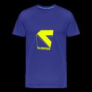 T-Shirts ~ Männer Premium T-Shirt ~ SUBBASS SHIRT Flockdruck