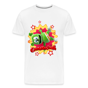 Gummibär Starburst Men's Big & Tall T-Shirt - Men's Premium T-Shirt