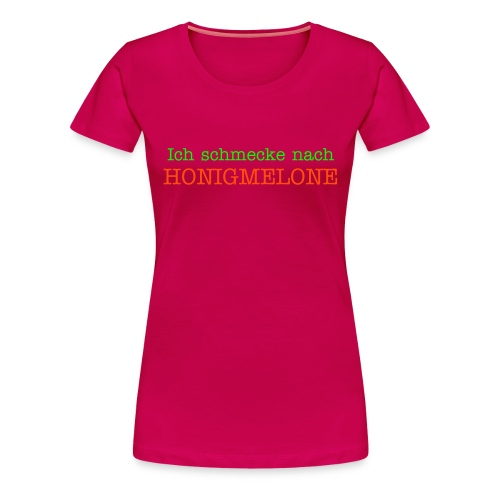 SMOOTHIE - Frauen Premium T-Shirt