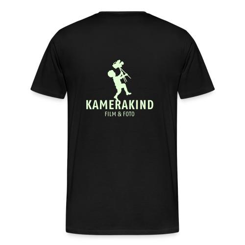Leuchtet im Dunklen! - Männer Premium T-Shirt