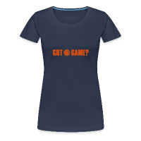 Women's Premium T-Shirt with design Basketball