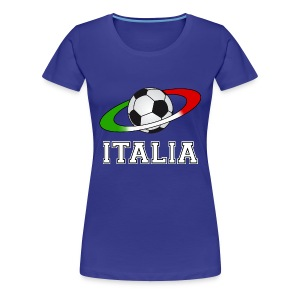 football italia design - Women's Premium T-Shirt