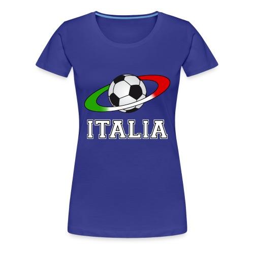 football italia design - Women's Premium T-Shirt