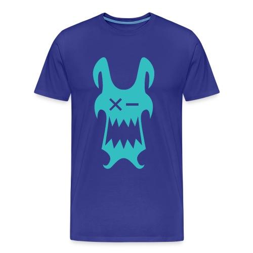 Demon Head - Männer Premium T-Shirt