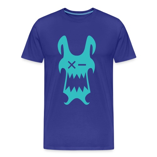 Demon Head - Männer Premium T-Shirt