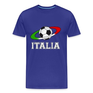 football italia design - Men's Premium T-Shirt