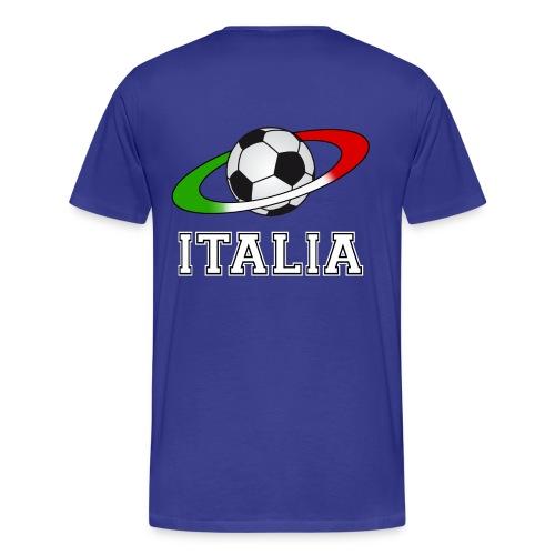 football italia design - Men's Premium T-Shirt