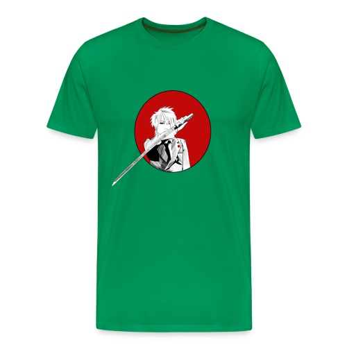 Japanisch für Anfänger - Männer Premium T-Shirt