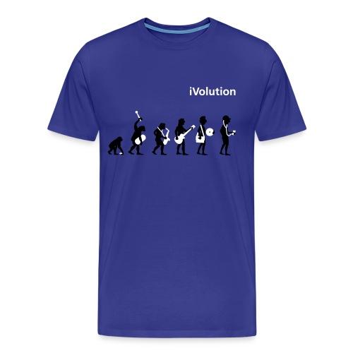 iVolution - Männer Premium T-Shirt