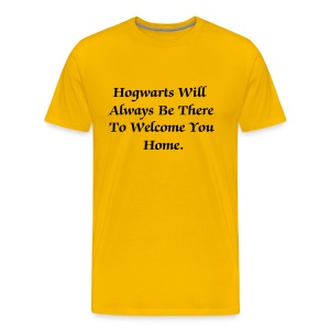 Hogwarts-mens - Men's Premium T-Shirt