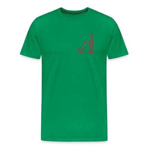 Gassi Shirt - Männer Premium T-Shirt