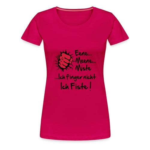 Ein bisschen Spaß muss sein ;) - Frauen Premium T-Shirt
