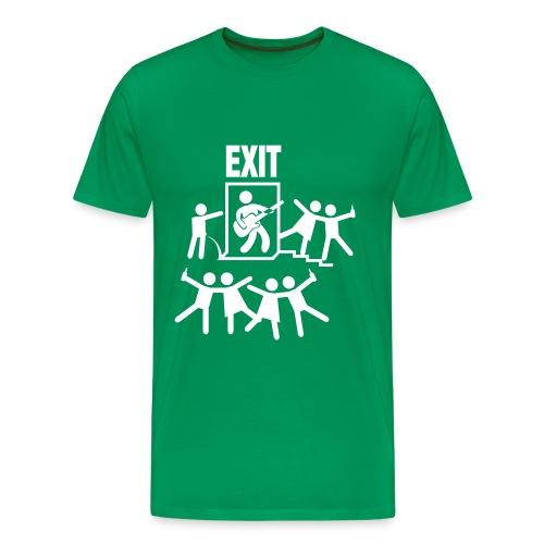 Exit Festival - Mannen Premium T-shirt