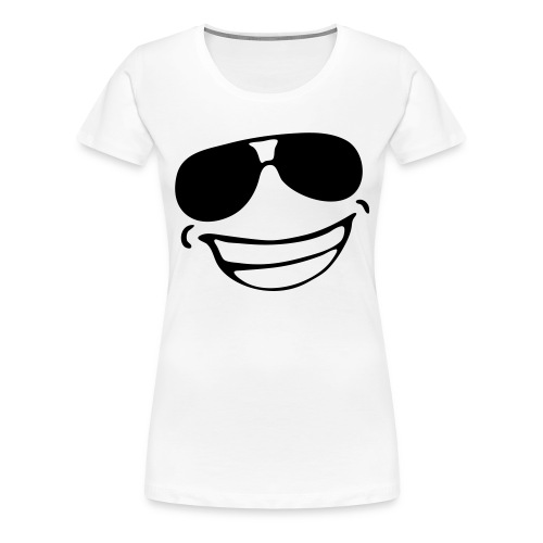 t shirt sunglasses - T-shirt Premium Femme
