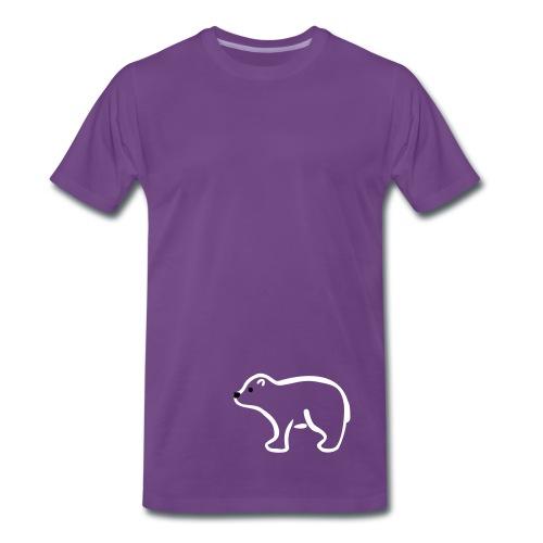 Eisbär Shirt - Männer Premium T-Shirt
