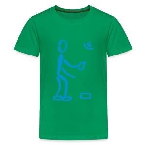 Geocaching Shirt - Teenager Premium T-Shirt