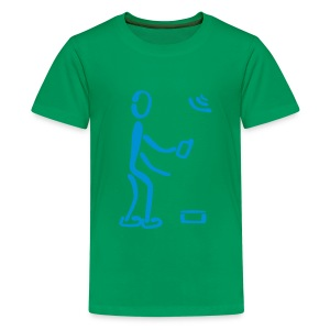 Geocaching Shirt - Teenager Premium T-Shirt