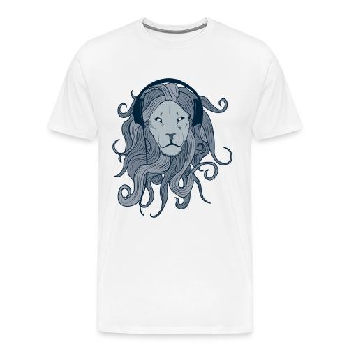 Lion - Männer Premium T-Shirt