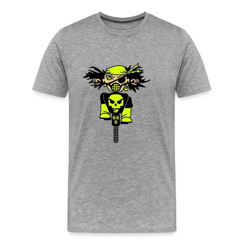 Hells BMX - Männer Premium T-Shirt